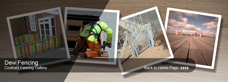 Dew Fencing Contract Fencing Gallery, Image